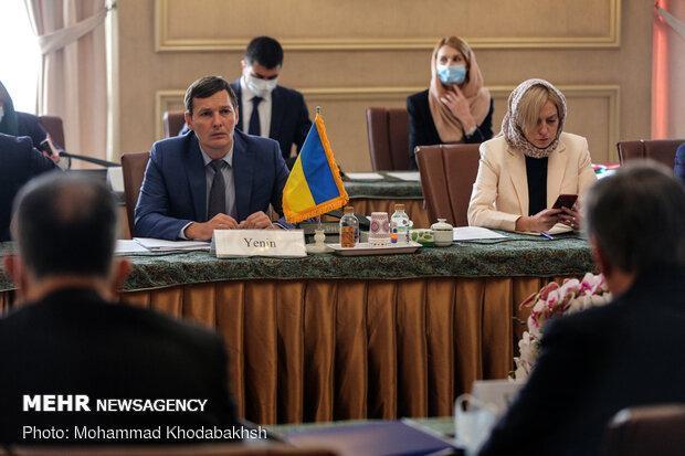 استقبال کی یف از پرداخت غرامت هواپیمای اوکراینی