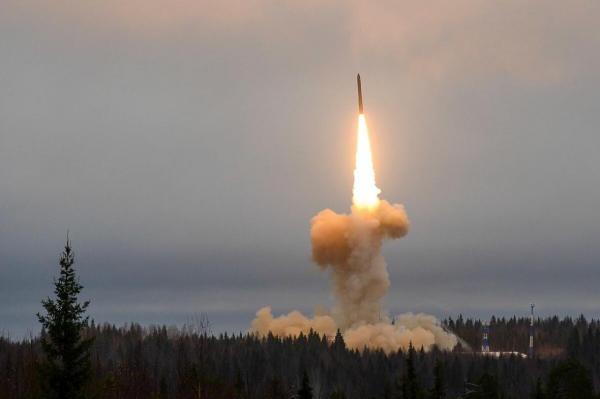 روسیه چند موشک از نوع بالستیک و زمین پایه آزمایش کرد