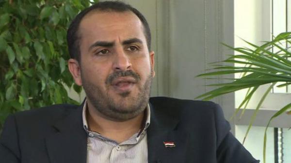 خبرنگاران سخنگوی انصارالله: مردم یمن حق مقابله با آمریکا را دارند