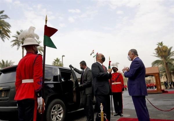 واکنش تامل برانگیز فعالان عراقی به دیدار نخست وزیر اردن از بغداد
