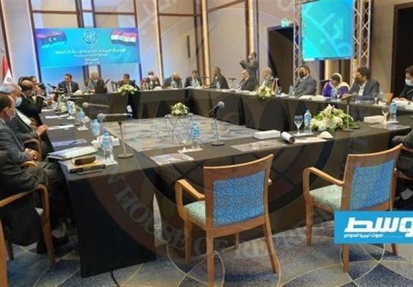 لیبی، توافق درباره اقدامات قانونی برای برگزاری انتخابات، حمایت حفتر از دولت وحدت ملی