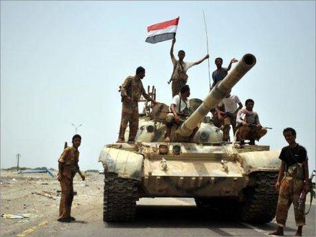 مأرب در کنترل کامل ارتش یمن