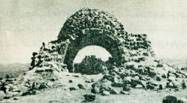 چهارطاقی آغمیون، قدیمی ترین چهارطاقی آذربایجان شرقی