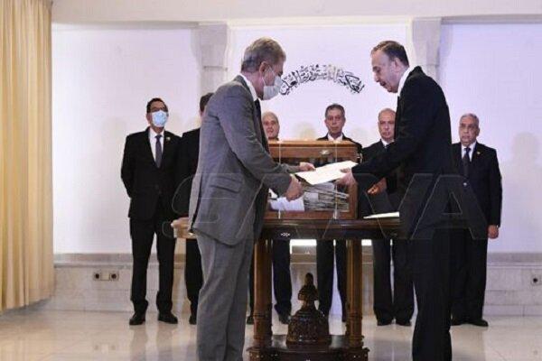 دادگاه قانون اساسی سوریه تاییدیه های نامزدها را دریافت کرد