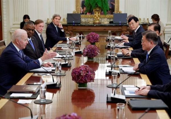 بایدن: تنها در شرایط مناسب حاضر به ملاقات با رهبر کره شمالی هستم، رفتار ترامپ را تکرار نمی کنم