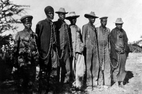 اذعان آلمان به نسل کشی در نامیبیا
