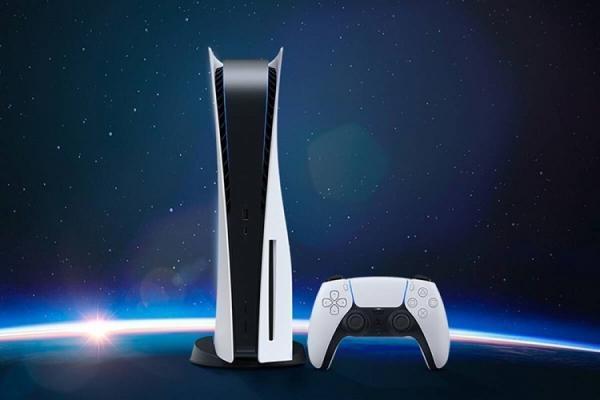PS5 با یک طراحی جدید می آید