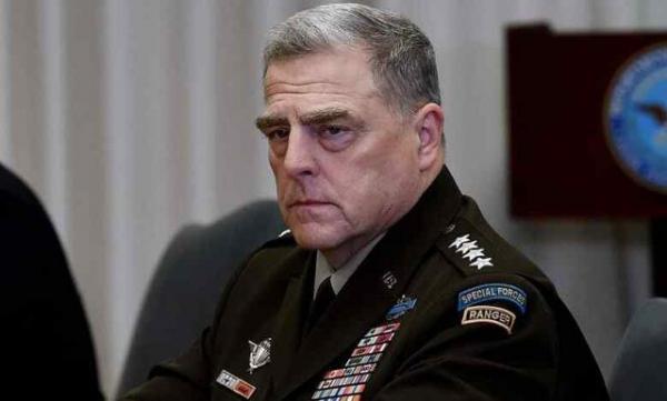 رئیس ستاد مشترک ارتش آمریکا: نیروهای افغان از کشورشان دفاع کنند