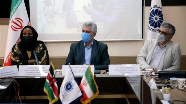 پیشنهادهای شش گانه برای توسعه مناسبات ایران و کنیا