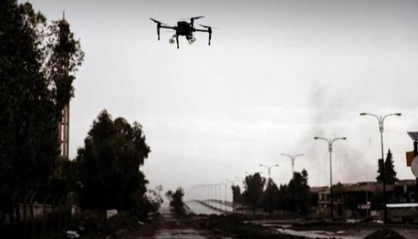حملات پهپادی به نزدیکی کنسولگری تازه آمریکا در اربیل