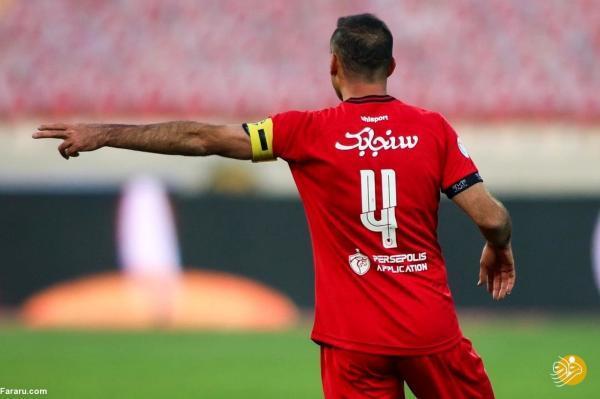 پیراهن شماره 4 سیدجلال حسینی بایگانی می گردد