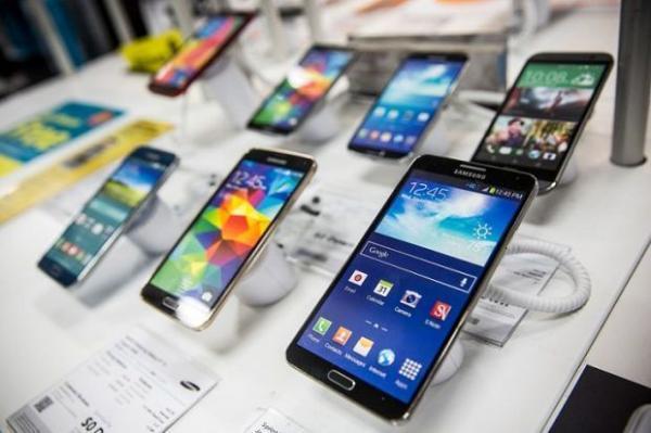 قیمت تازه گوشی های موبایل در بازار