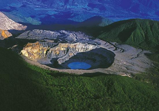 کاستاریکا٬ سرزمین عجایب