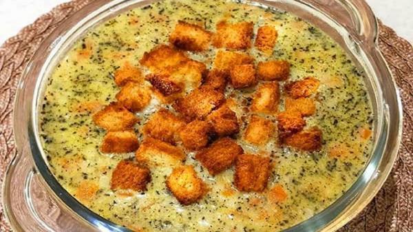 طرز تهیه سوپ سبزیجات ترکیه ای