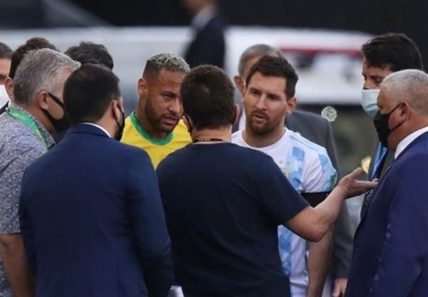 واکنش ها به جنجال تعلیق بازی برزیل و آرژانتین، فیفا بیانیه داد