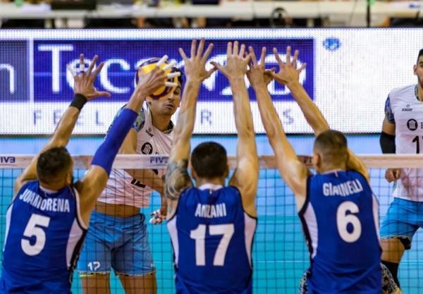 تور اروپا: برنامه مرحله یک هشتم نهایی مسابقات والیبال قهرمانی اروپا