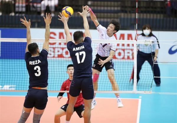 تور دوحه: والیبال قهرمانی آسیا، کره حرفی برای گفتن مقابل ایران نداشت، قطر شگفتی ساز شد