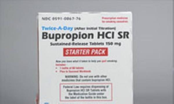 بوپروپیون Bupropion