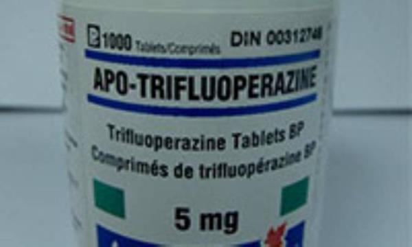تری فلوئوپرازین (TRIFLUOPERAZINE)